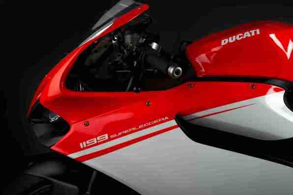 2014 Ducati 1199 Superleggera - 14