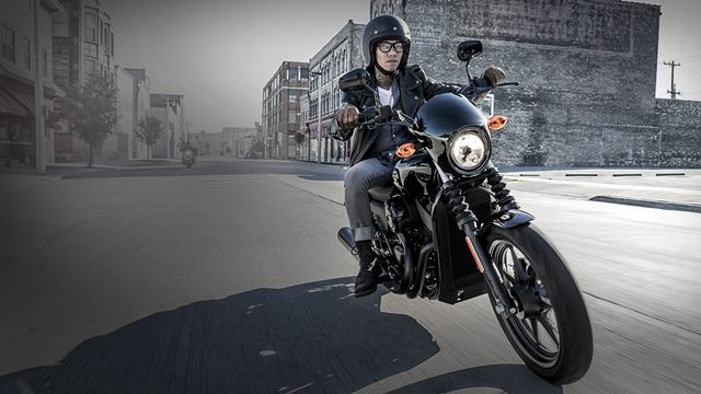 2014 Harley Davidson Street 500