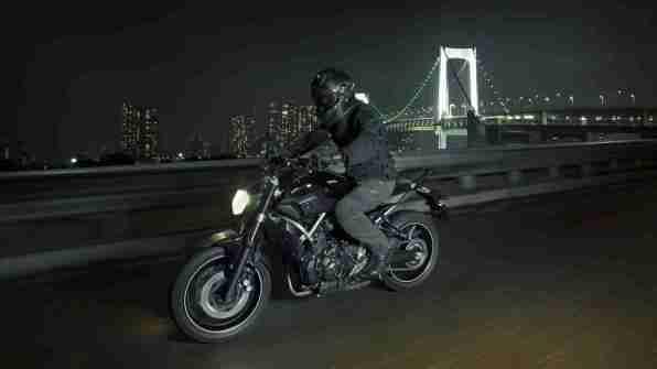 2014 Yamaha MT-07 - 02