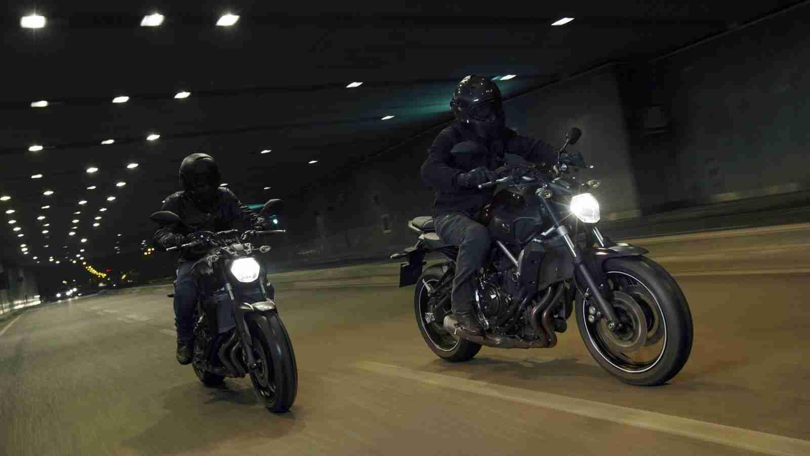 2014 Yamaha MT-07 - 08