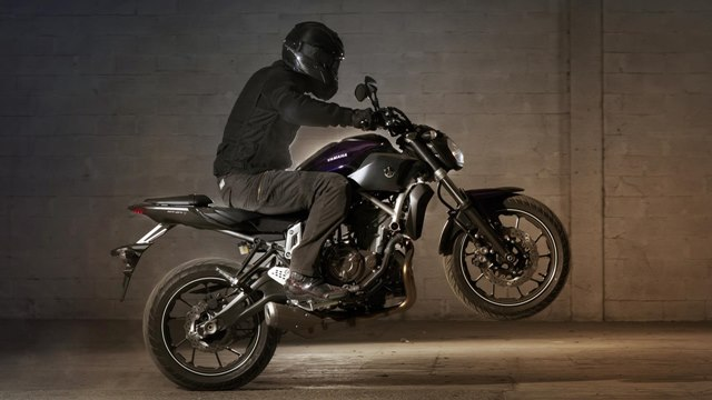 2014 Yamaha MT-07 announced