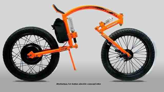 Nisttarkya - concept e-bike