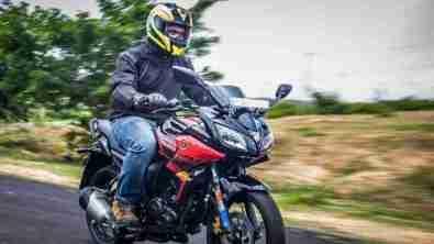 Yamaha Fazer India review - 03