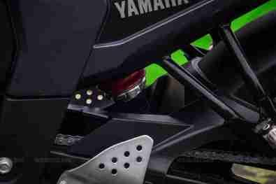 Yamaha Fazer India review - 25