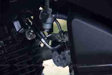 Yamaha Fazer India review - 26
