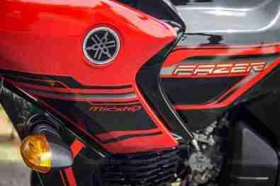 Yamaha Fazer India review - 27