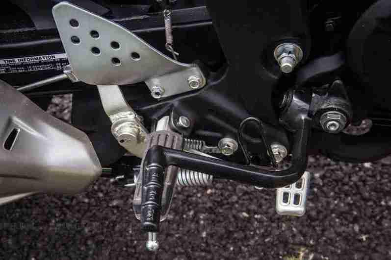 Yamaha Fazer India review - 39
