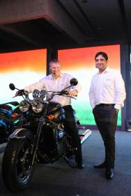 triumph motorcycles india launch - 28