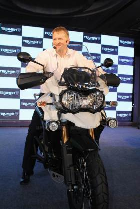 triumph motorcycles india launch - 32