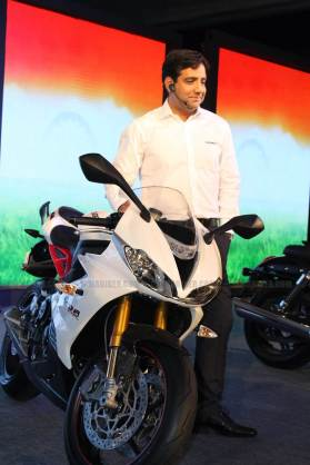 triumph motorcycles india launch - 33