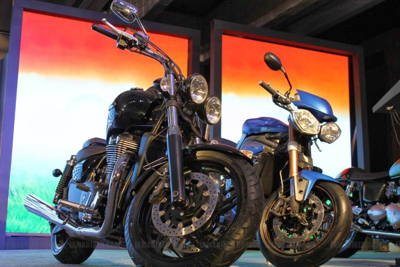 triumph motorcycles india launch - 45