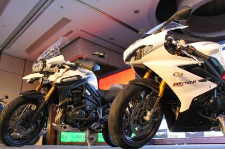 triumph motorcycles india launch - 50