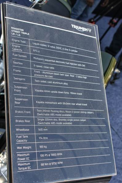 triumph motorcycles india launch - 79