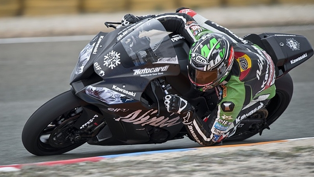 David salom - Kawasaki enters Evo SBK class in WSBK