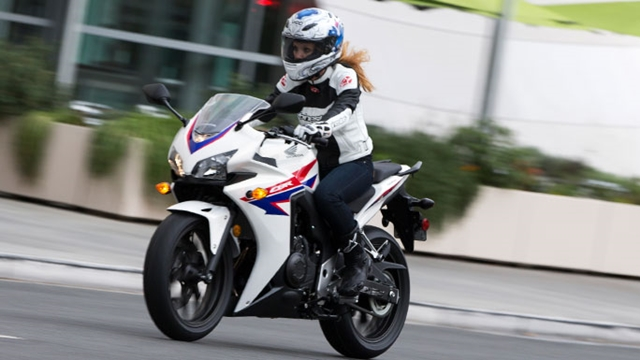 Honda CBR500R Auto Expo 2014
