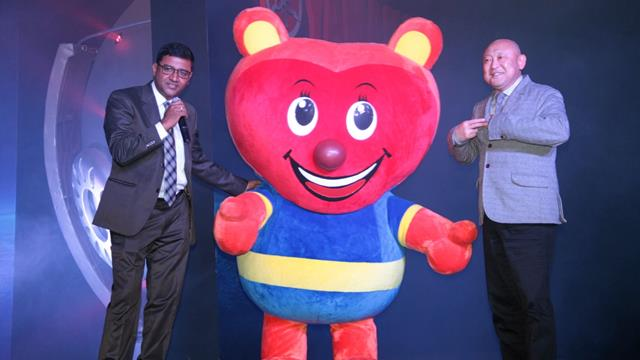 Mr. Roy Kurian Yamaha launches Yamaha Children Safety Program (YCSP)