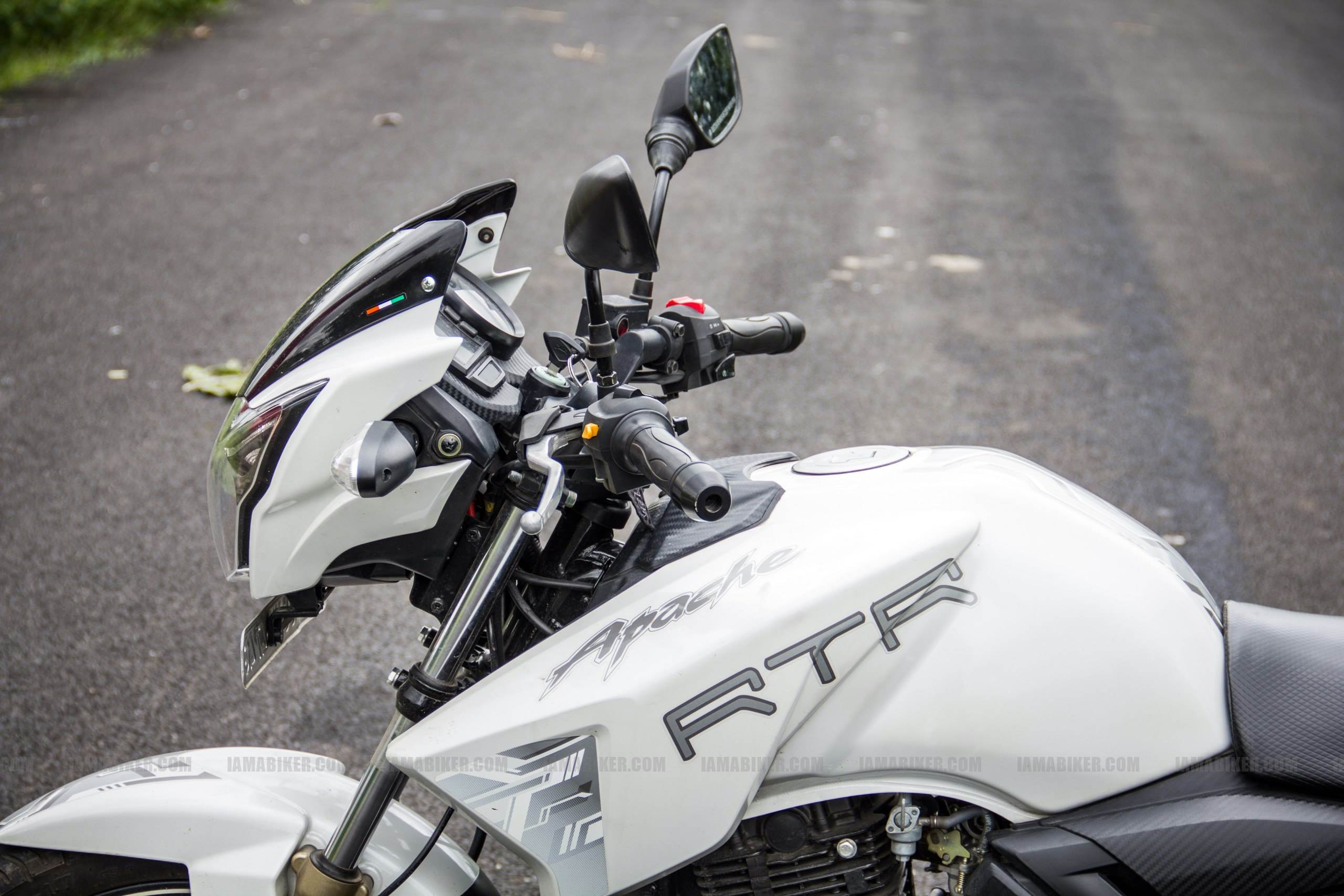 TVS Apache RTR 180 review - 14