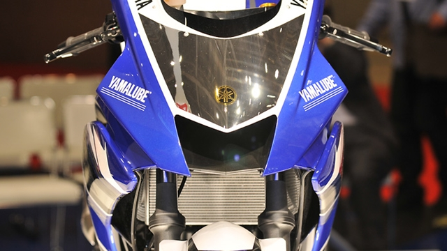 Yamaha YZF-R3 and R3 names trademarked