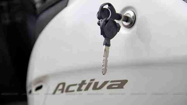 honda activa 125cc auto expo 2014