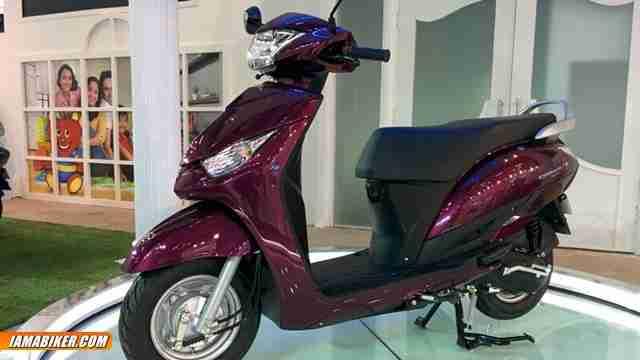 new yamaha alpha scooter auto expo 2014