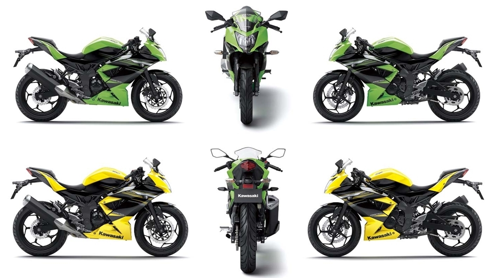 Kawasaki Ninja Rr Mono Price In India