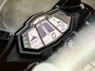 2014 Yamaha YZF-R125