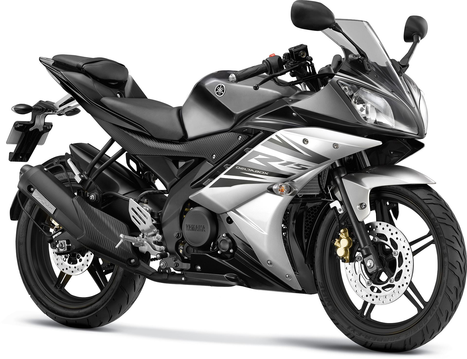 2014 Yamaha YZF-R15 colour Invincible Black