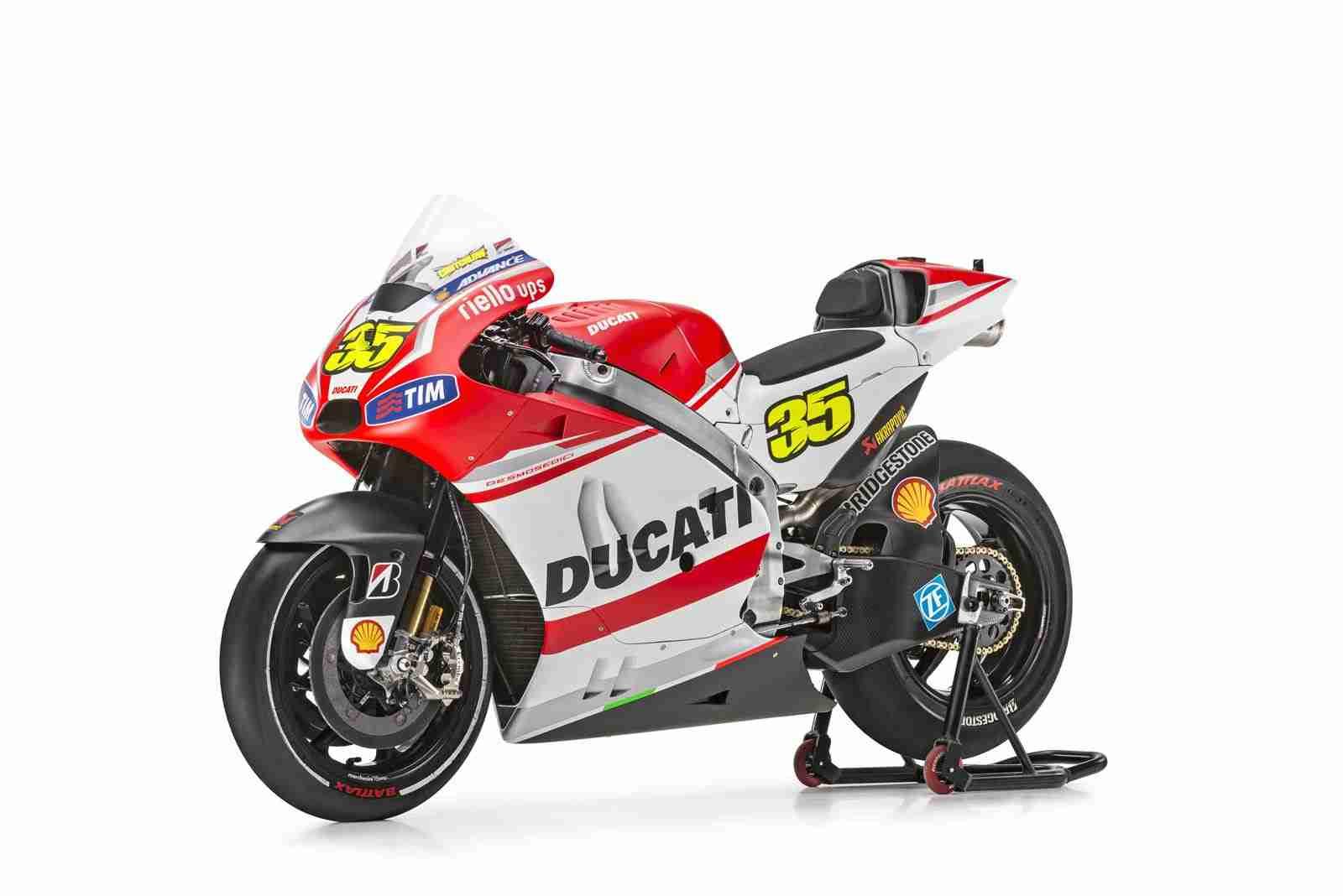 Ducati GP14