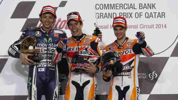 MotoGP qatar winners