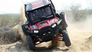 Polaris RZR XP 900 wins the Desert Storm 2014