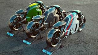 The Lotus C-01 is here
