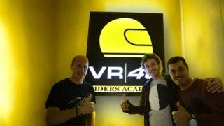 Valentino Rossi R46 Riders Academy