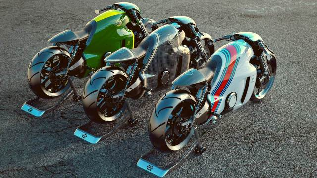 lotus c-01unveiled