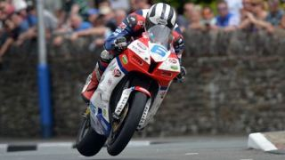 Michael Dunlop IOMTT Supersport