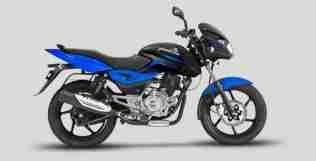 New Bajaj Pulsar 150/180 colours - Plasma Blue / Sapphire Blue