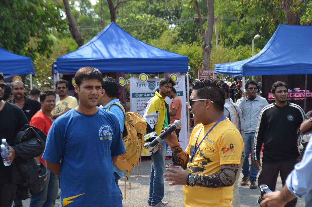 YRC - Yamaha Riders Club Bangalore India - 01