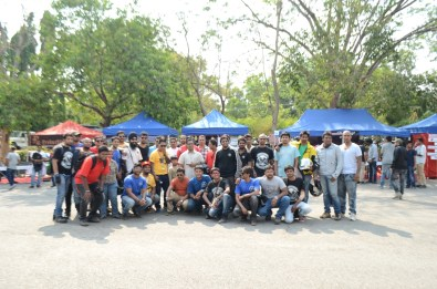 YRC - Yamaha Riders Club Bangalore India - 02