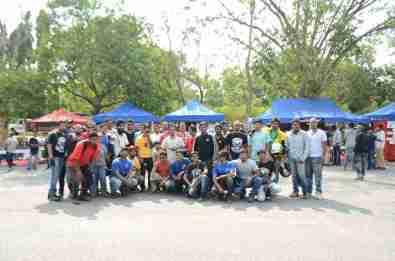 YRC - Yamaha Riders Club Bangalore India - 02