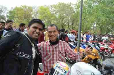 YRC - Yamaha Riders Club Bangalore India - 06
