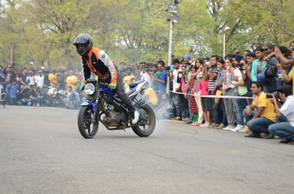 YRC - Yamaha Riders Club Bangalore India - 10