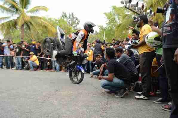 YRC - Yamaha Riders Club Bangalore India - 11