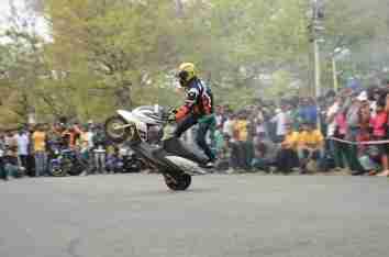 YRC - Yamaha Riders Club Bangalore India - 15