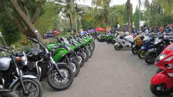 YRC - Yamaha Riders Club Bangalore India - 18