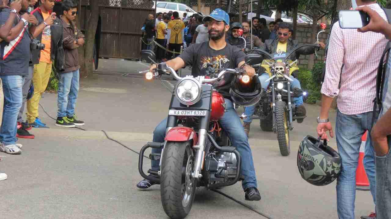 YRC - Yamaha Riders Club Bangalore India - 19