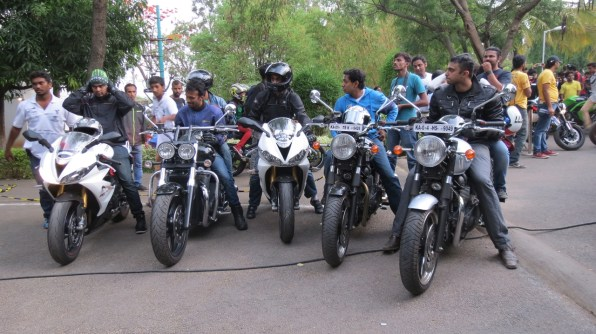 YRC - Yamaha Riders Club Bangalore India - 23