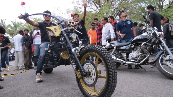 YRC - Yamaha Riders Club Bangalore India - 28