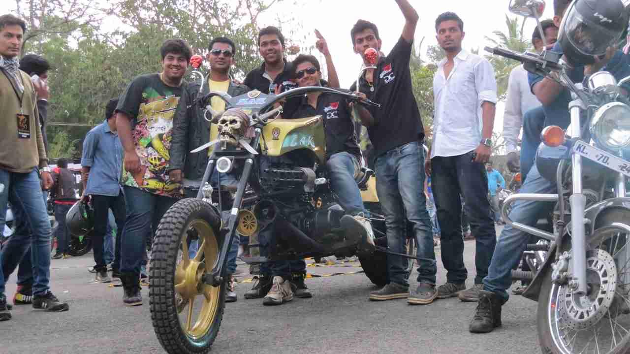 YRC - Yamaha Riders Club Bangalore India - 29