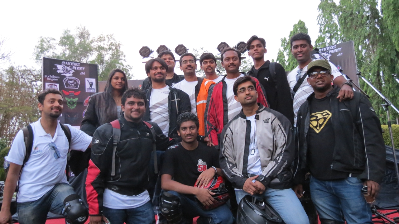 YRC - Yamaha Riders Club Bangalore India - 31