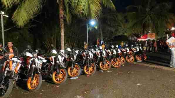 YRC - Yamaha Riders Club Bangalore India - 34