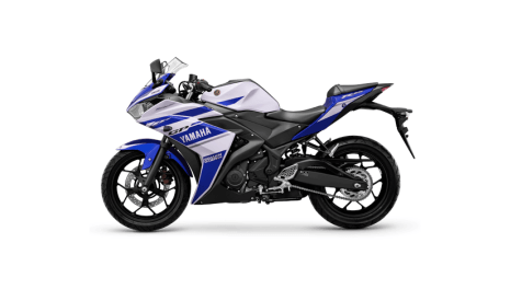 Yamaha YZF-R25 colour - Racing Blue